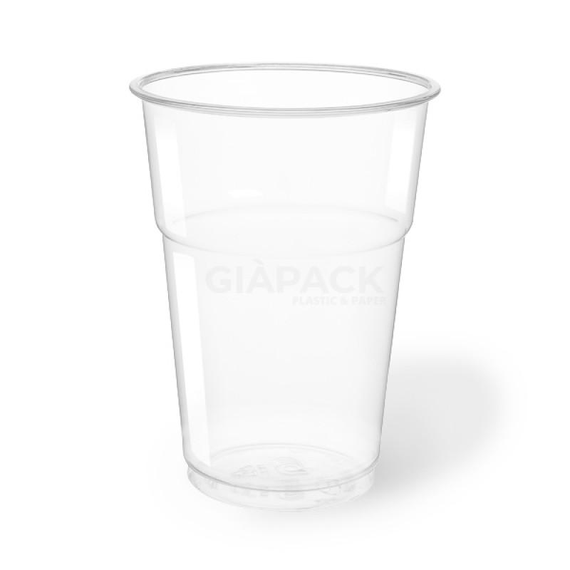 Pet glasses Aristea 400 cc - 50 pcs