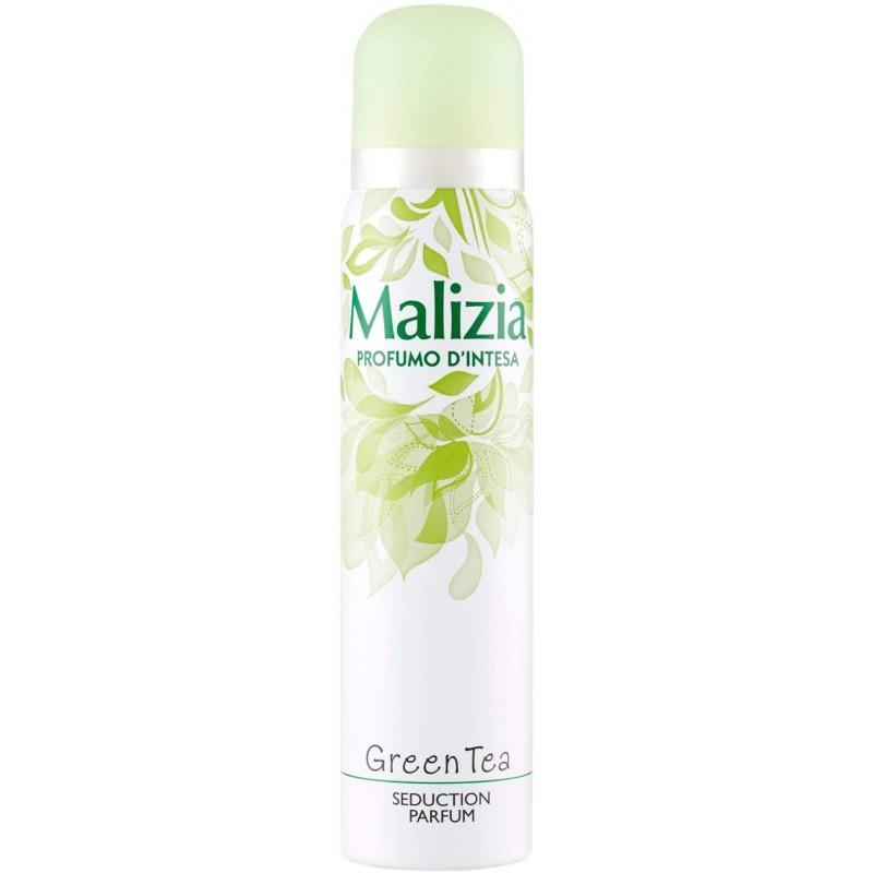 Malizia Deo Green Tea spray deodorant 100 ml