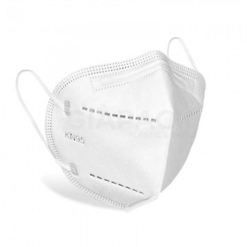 Respirator face mask ffp2 NR 1pc/bag