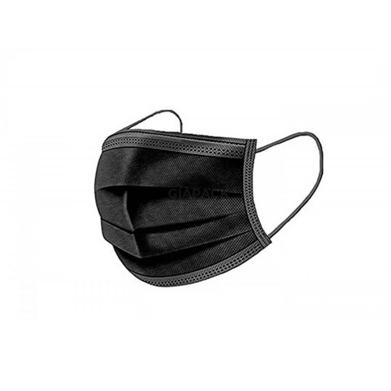 Medical Face Mask color black 1 pcs
