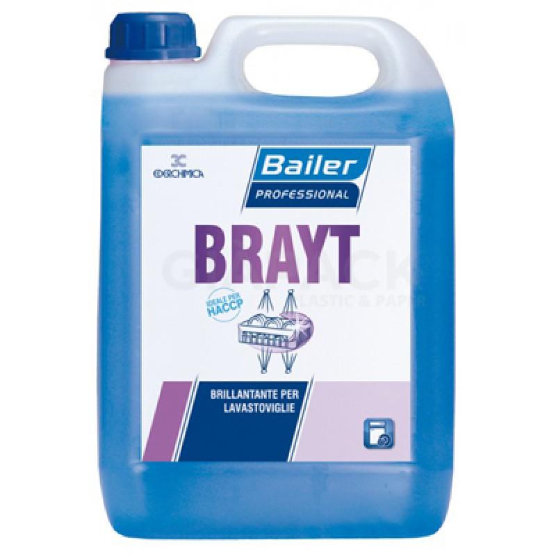 Brayt Bailer Rinse aid dishwasher 5 L
