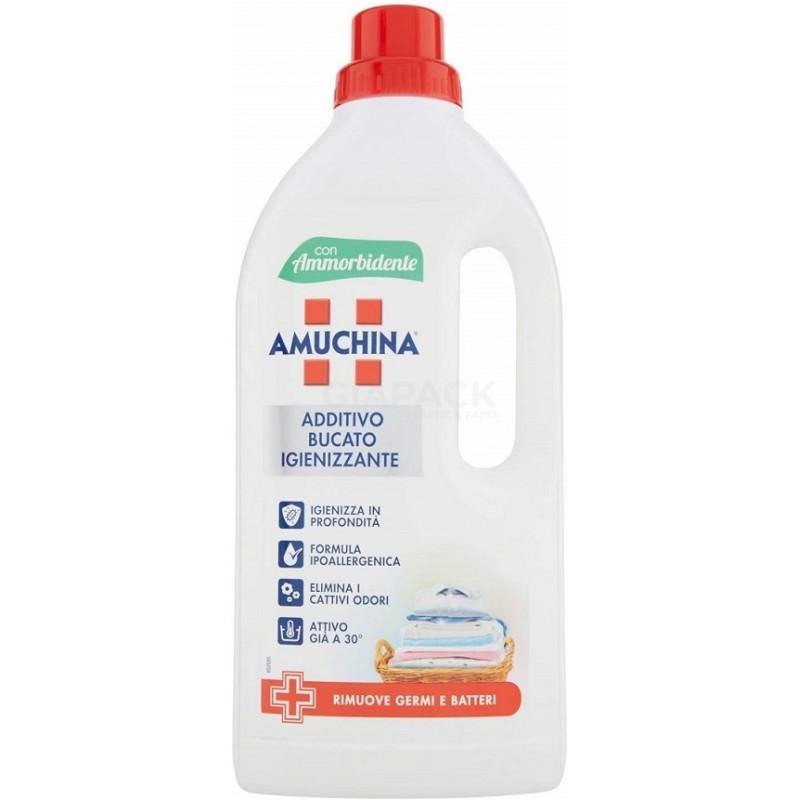 Amuchina Sanitizing Liquid Additive with Softener