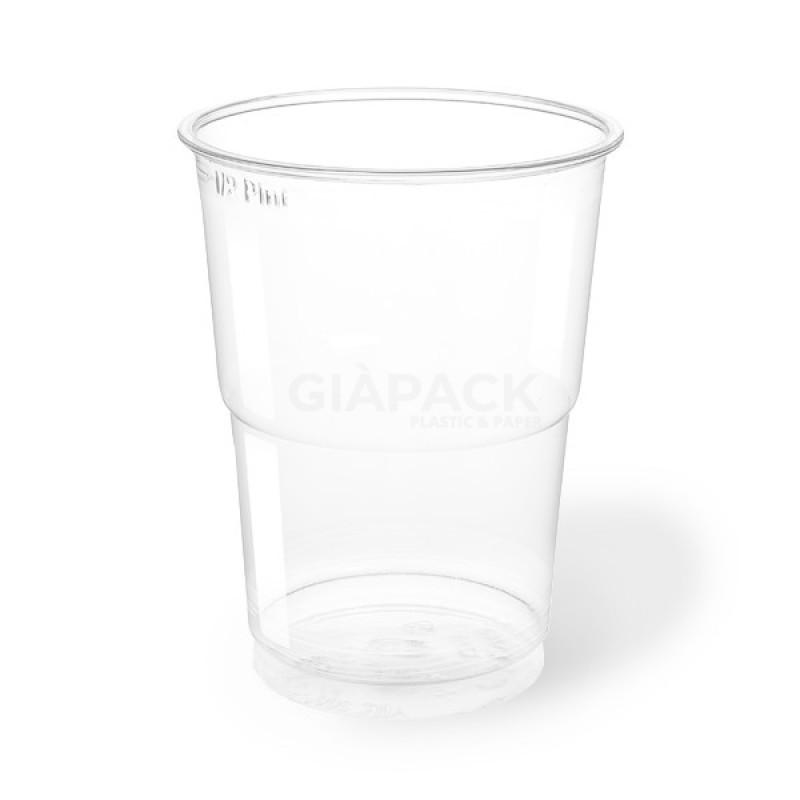 Pet glasses Aristea 300 cc - 50 pcs