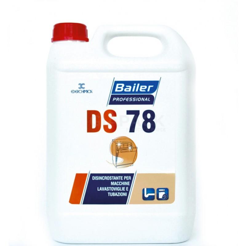 Bailer DS 78 descaler for dishwashers and pipes 5 kg